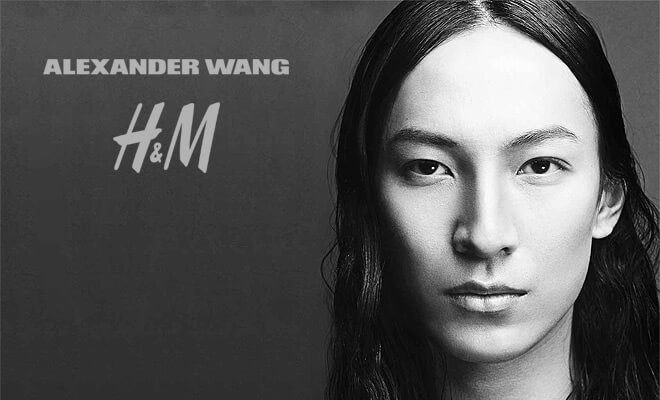 Alexander Wang and H&M