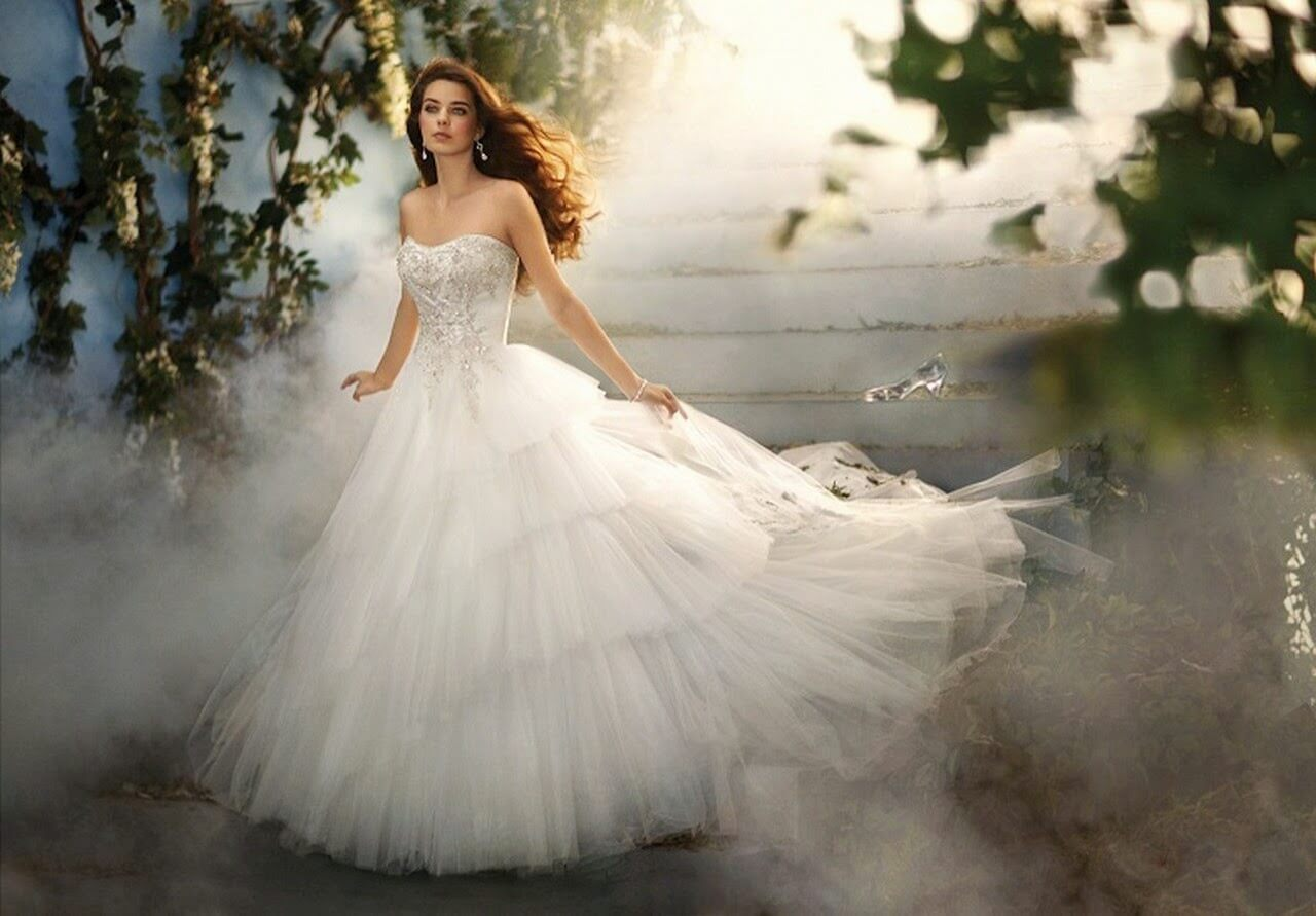 Wedding Dresses Throughout the Ages