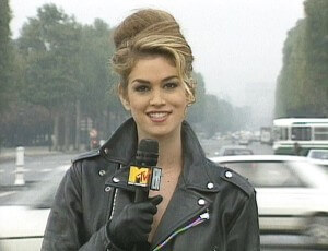 Cindy Crawford on 'House of Styles'
